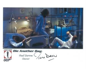 Paul Darrow (Blakes 7) - Genuine Signed Autograph 8272